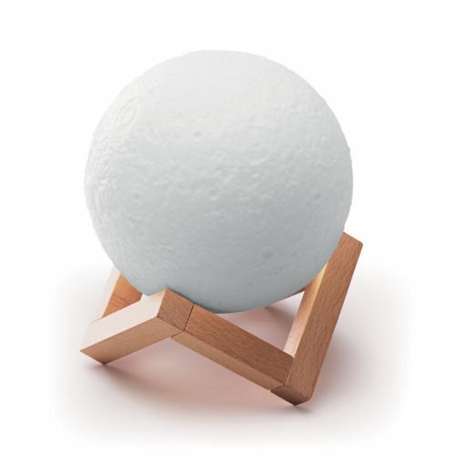 LUNE BT speaker moon shaped