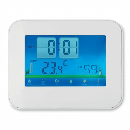 TOUCHIT Weather station touch screen