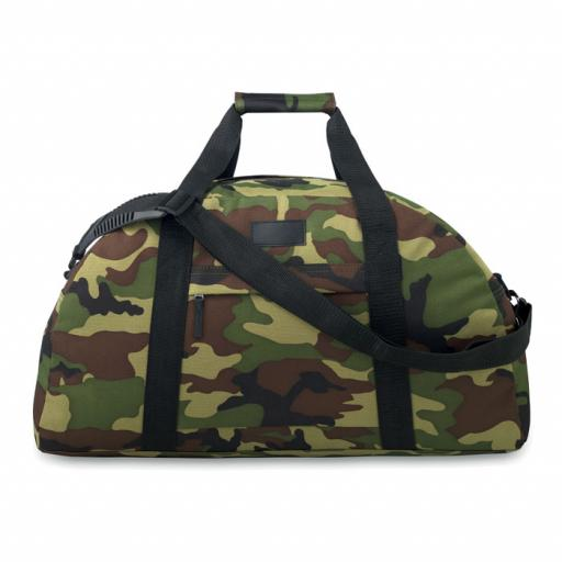 GLOBETROTTER DUFFLE Polyester duffle bag