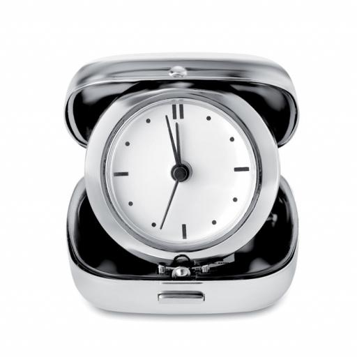 GLIM Metal travel alarm clock