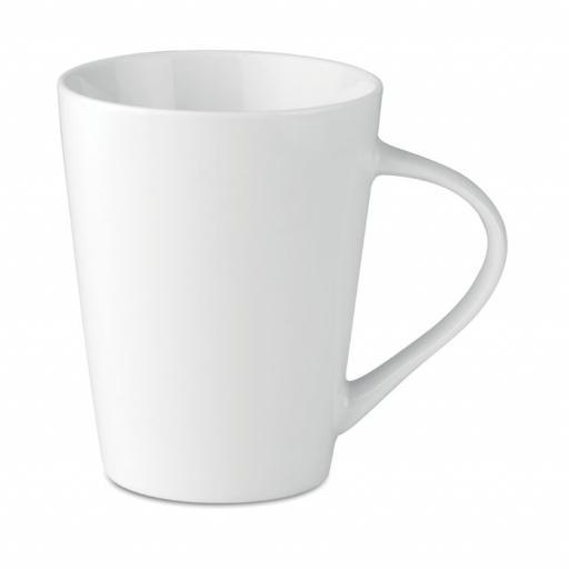 ROME 250 ml porcelain conic mug