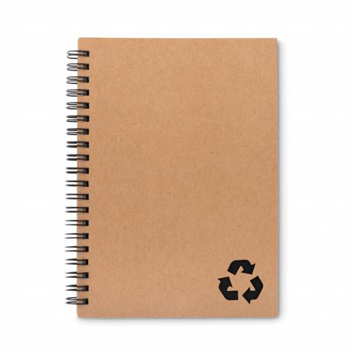 PIEDRA 70 lined sheet ring notebook