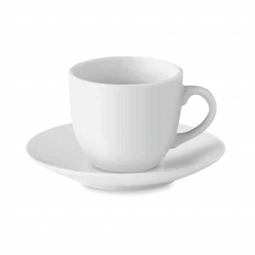 ESPRESSO Espresso cup and saucer 80 ml