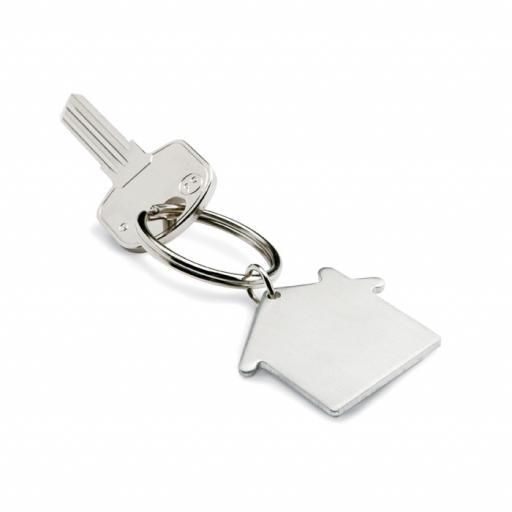 HEIM Metal key holder house
