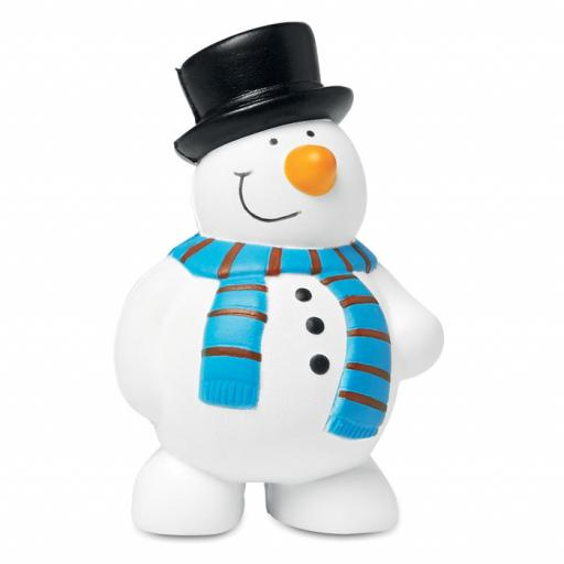 PENNY Anti-stress snowman