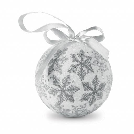 FLAKIES Christmas bauble in gift box