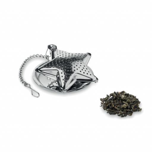 STARFILTER Tea filter in star shape