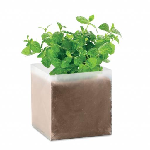 "MINT Compost with seeds ""MINT"""