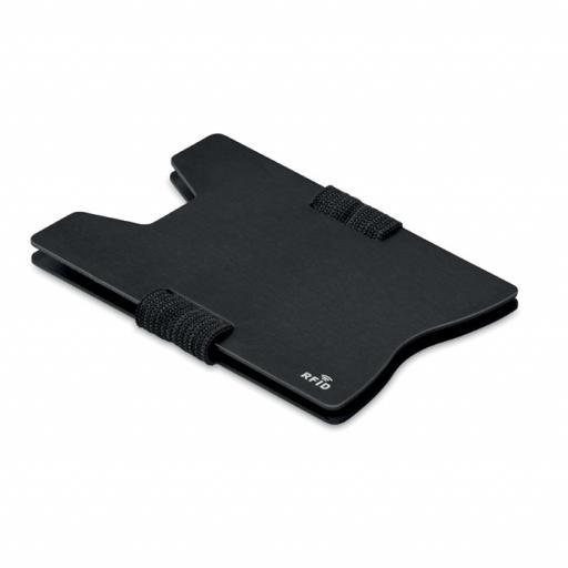 SECUR Aluminium RFID card holder