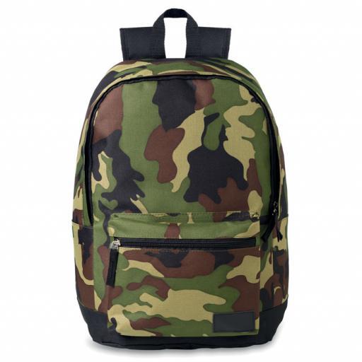 GLOBETROTTER Polyester backpack