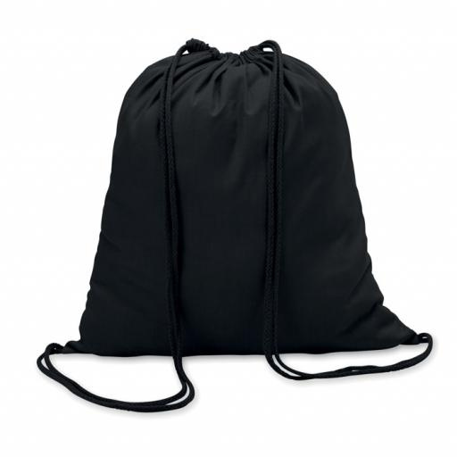 COLORED Cotton 100 gsm drawstring bag