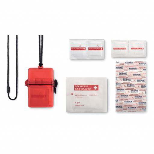 SAFE Waterproof first aid kit