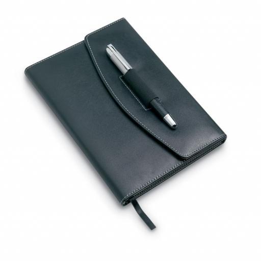 NOVA Notebook with ball pen