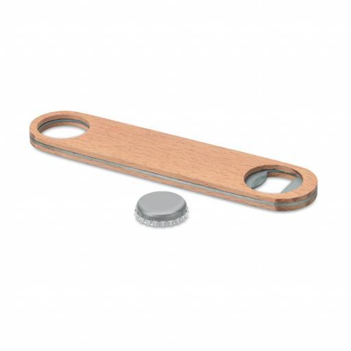 CANOPY Wooden bottle opener