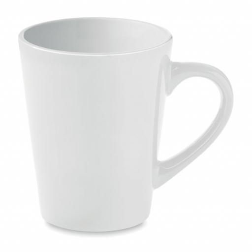 TAZA Ceramic coffee mug 180 ml