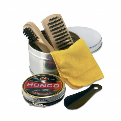 TORTON Shoe polish kit