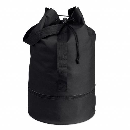 PISINA Duffle bag in 600D polyester