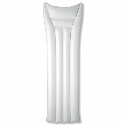 AIR WHITE PVC mattress beach solid white