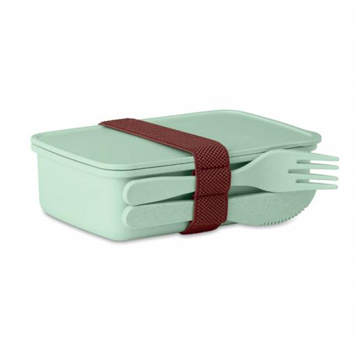 ASTORIABOX Lunch box in bamboo fibre /PP