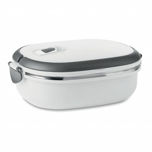 DELUX LUNCH Lunch box with air tight lid