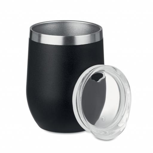 CHIN CHIN 300ml double wall SS mug