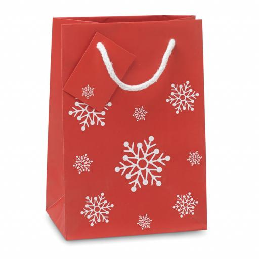 BOSSA SMALL Gift paper bag small