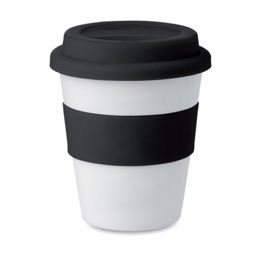 ASTORIA PP tumbler with silicone lid