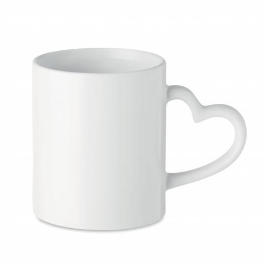 SUBLIM WHITE Ceramic sublimation mug 300ml