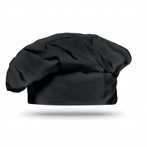 CHEF Cotton chef hat 130 gsm