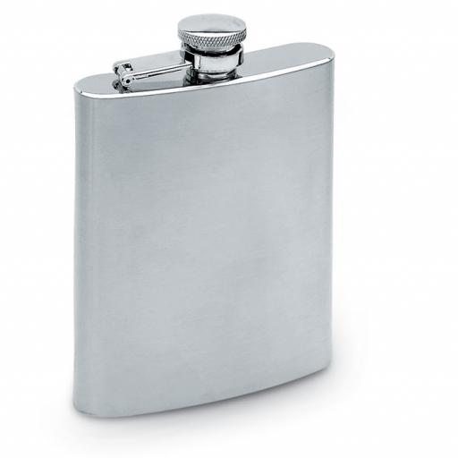 SLIMMY FLASK Slim hip flask