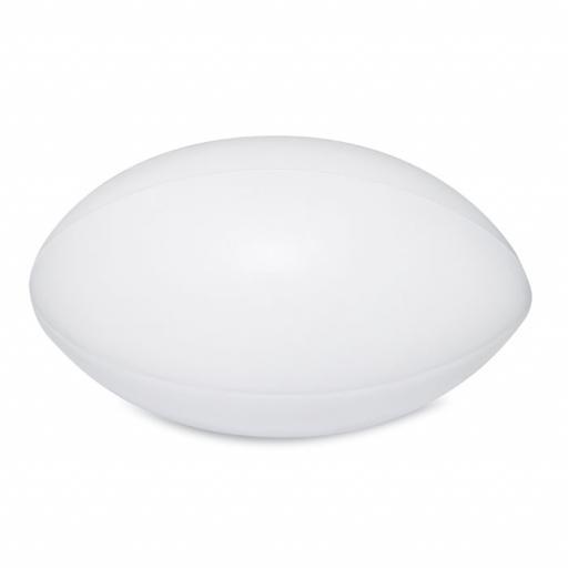 MADERA Anti-stress PU rugby ball