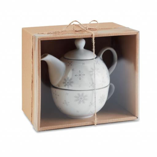 SONDRIO TEA Christmas tea set
