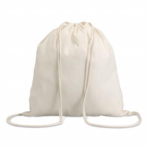 HUNDRED Cotton 100 gsm drawstring bag