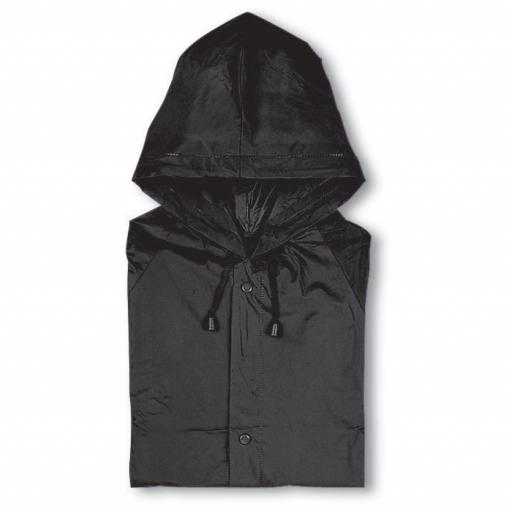 BLADO PVC raincoat with hood