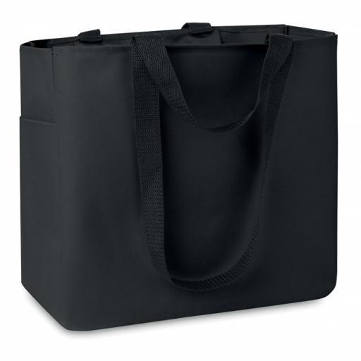 CAMDEN Shopping bag in 600D polyester