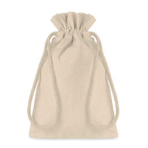 TASKE SMALL Small Cotton draw cord bag