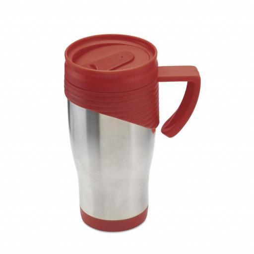 DEEPORT Stainless steel travel mug