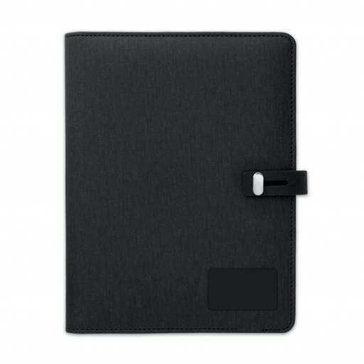 SMARTNOTE A5 folder w/ wireless charger