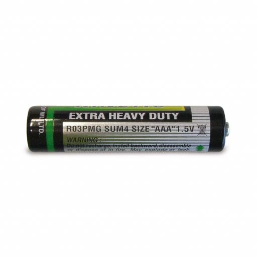 BITRA 4 Battery type UM4 (AAA) B1884 KC1806