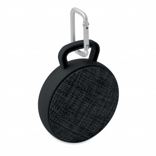 ROLL Round BT Speaker in fabric