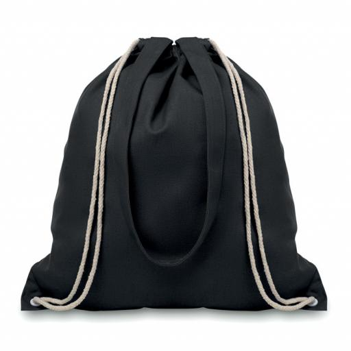 MOIRA Drawstring and handles bag