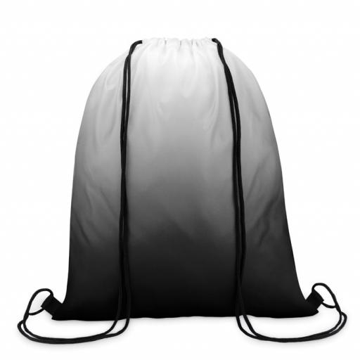 FADE BAG 210D polyester drawstring bag