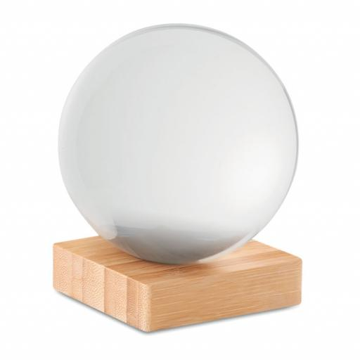 BEIRA BALL Crystal ball glass