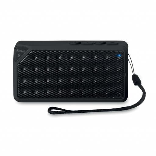 BIG BOOM Rectangular Bluetooth speaker