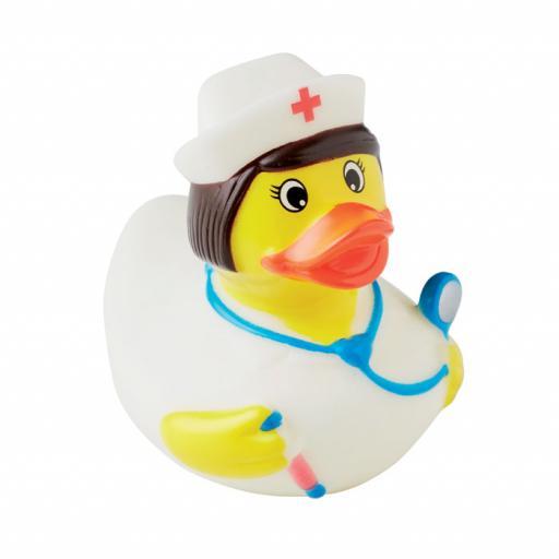 NURSE Nurse PVC duck