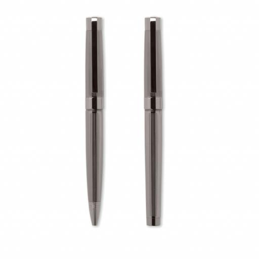 ATHENS Metal ball pen and roller set