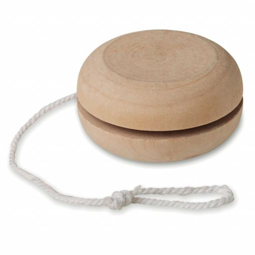NATUS Wooden yoyo