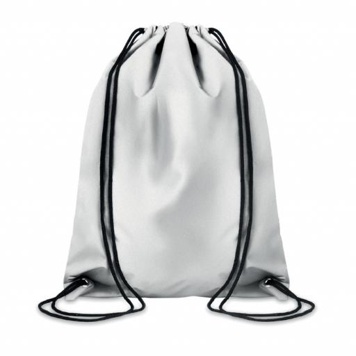 SHOOP REFLECTIVE 4eflective drawstring bag