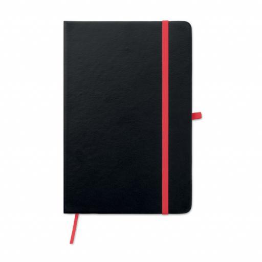 LASER NOTE Laser PU cover notebook