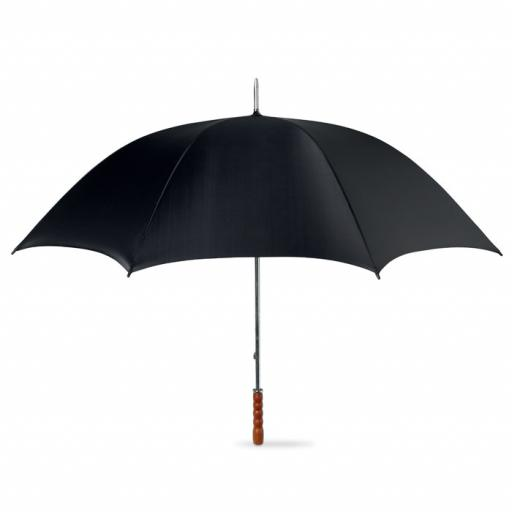 GRASSES Golf umbrella with wooden grip